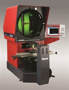 Optical Comparator Calibration Services